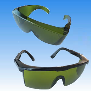 Laser Safety Goggles (STSD Series)