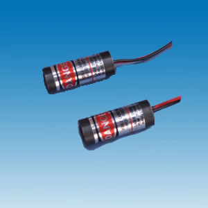 Linear-shape Red Diode Laser