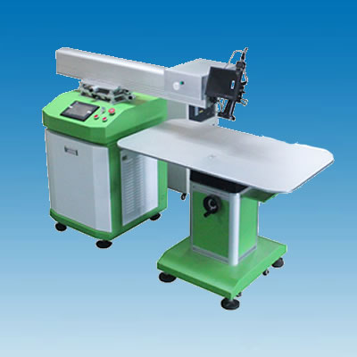 Channel Letter Laser Welder