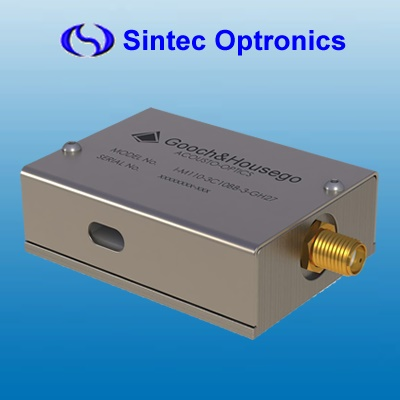 Acousto-Optic Modulator (AOM)