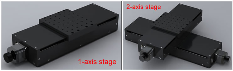 Motorised XY Stages/tables
